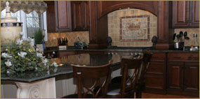 Kitchen Cabinet Refinishing / Kitchen Cabinet Touchup / Kitchen Cabinet  Painting Naperville, IL